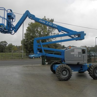 16 Metre Cherry Picker