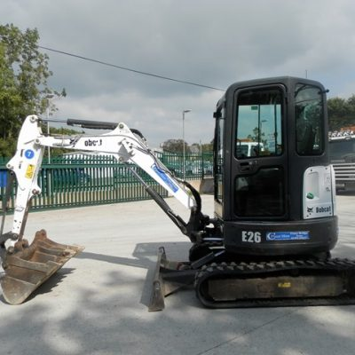 3 Ton Mini Excavators
