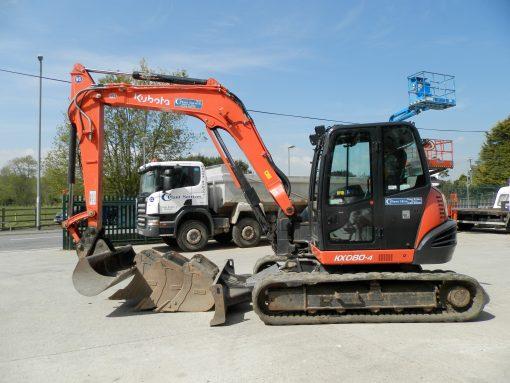 8.5 Ton Excavator