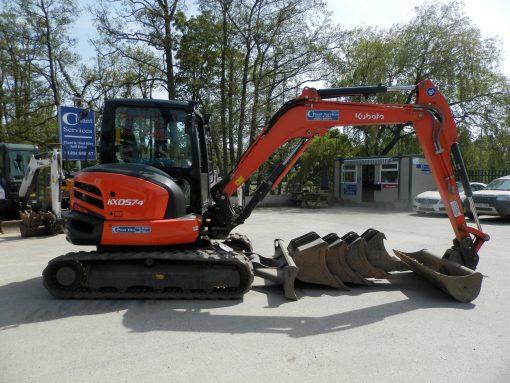 6 Ton Excavator