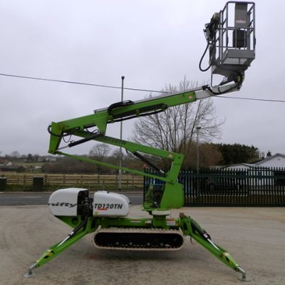 12 Metre Tracked Cherry Picker